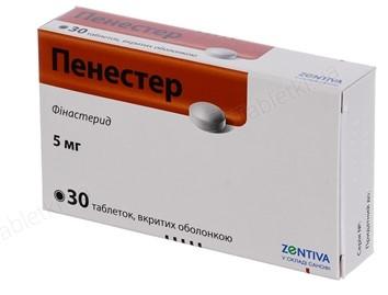 Пенестер табл. п/о 5 мг №30