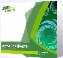 Артишок форте капс. 350 мг №30